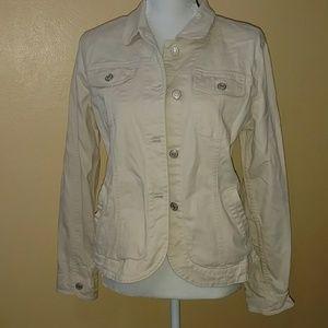 Gap medium stretch jean denim jacket